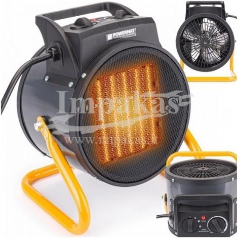 Keraminis šildytuvas PowerMat 3500W
