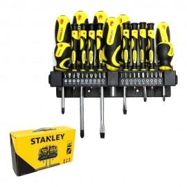 """Atsuktuvų rinkinys """"Stanley"""" x57"""