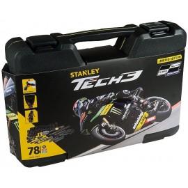 """Atsuktuvų ir galvučių rinkinys """"Stanley"""" x78, Tech3"""