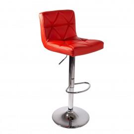 """Baro kėdė """"MONI"""" juoda, raudona, balta"""