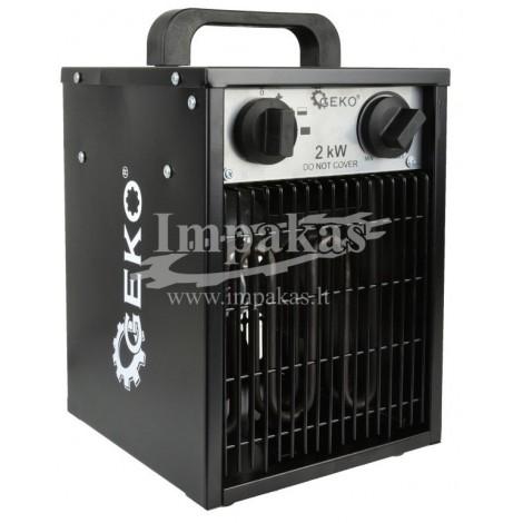 "Elektrinis oro šildytuvas ""Geko"" 2kW"