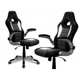 """Žaidimų kėdė """"RACER GTR"""""""