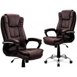 """Biuro kėdė """"AMBIENTE"""" ruda, juoda"""