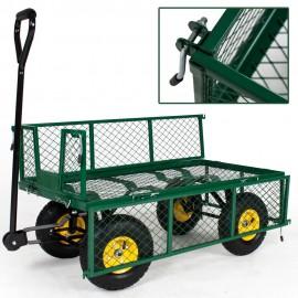 """Sodo vežimas """"GreenGarden"""" Max. 300 Kg"""
