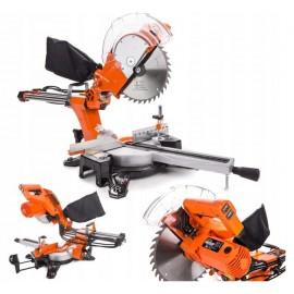 """Skersinio pjovimo staklės """"PowerMat"""" 3200W, 250mm"""
