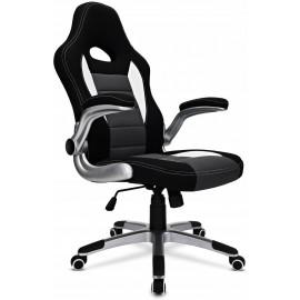 """Žaidimų kėdė """"RACER GTR"""" (medžiaga)"""