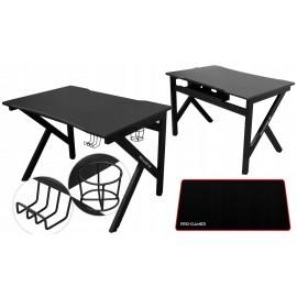 """Žaidimų stalas """"Pro-Gamer"""" D-1000 Yumisu"""