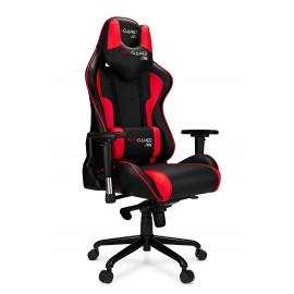 """Žaidimų kėdė """"Maverick"""" 2.0 raudona, balta, pilka"""