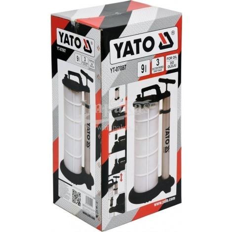"""Alyvos surinkimo bakas """"YATO"""" 9L"""