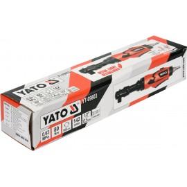 """Pneumatinė rankena """"YATO"""" galvutėms 12,5mm (1/2"""") 80Nm"""