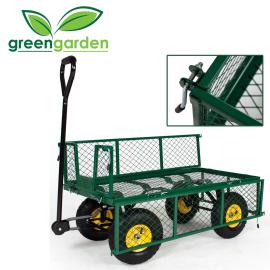 """Sodo vežimas """"GreenGarden"""" Max. 400 Kg"""