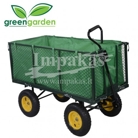 "Sodo vežimas ""GreenGarden XXL"" Max. 400 Kg"