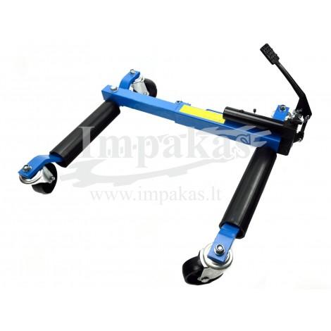 """Hidraulinis automobilių transportavimo vežimėlis """"Geko"""" 680kg"""
