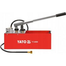 "Slėgio testavimo sistema ""YATO"" 50 BAR 12l"