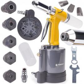 """Pneumatinis kniediklis """"PowerMat"""" 2,4 - 6,4 mm"""