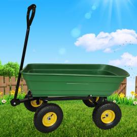 """Sodo vežimas """"GreenGarden"""" Max. 200 Kg"""
