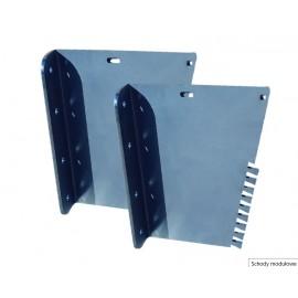 Modulinių laiptų tvirtinimo elementai C, 2vnt