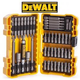 DeWALT 45 vnt. sukimo antgalių rinkinys, DT71702