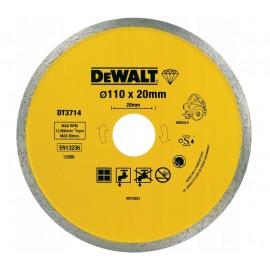 DeWalt Deimantinis pjovimo diskas 110mm, DT3714