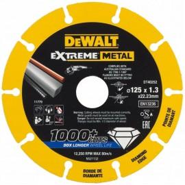 DeWalt Deimantinis pjovimo diskas 125mm, DT40252