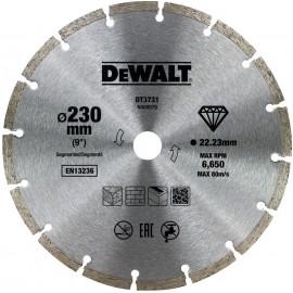 DeWalt Deimantinis pjovimo diskas 230mm, DT3731