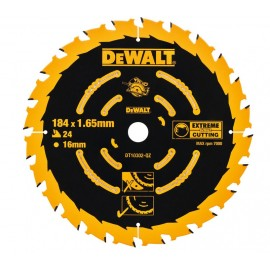 DeWalt Pjovimo diskas medienai 184mm, DT10302