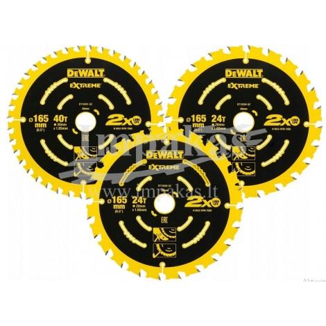 DeWalt Deimantinis pjovimo diskas 250mm, DT3733