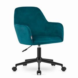 Biuro kėdė Tomy&Ty, žalias aksomas